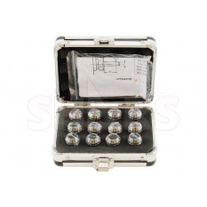 2 - 13MM BY 1MM ER20 COLLET 12PCS SET