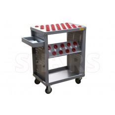 30 Taper CNC TOOL HOLDER STORAGE CART Scooter