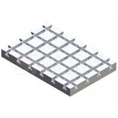 500mm x 300mm Sub Plate with T-slot