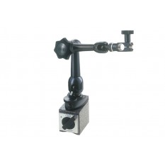 NOGA NF10433 70 LB Magnetic Force Indicator Holder Mini Magnetic Base w/ Fine Adjustment At Base