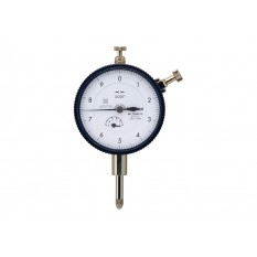 "Mitutoyo 0.5"" Precision AGD Dial Indicator Lug Back .0001"""