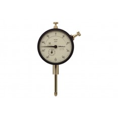 "Mitutoyo 1"" 0-100 Precision AGD Dial Indicator Lug Back .001"""
