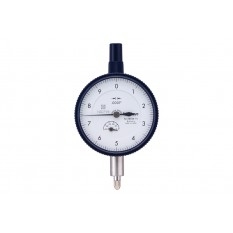 """Mitutoyo 0.05"""" 0-10 Precision AGD Dial Indicator Lug Back .0001"""""""