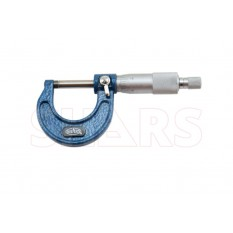 "0-1"" Solid Metal Frame Outside Micrometer with ANAB Accredited ISO17025 Certificate"
