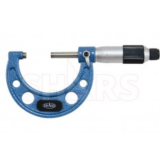 "1-2"" Solid Metal Frame Outside Micrometer"