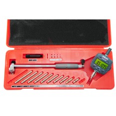 """2.0-6.0"""" Electronic Bore Gage with 0.5"""" Aventor DPS Indicator .00005''"""
