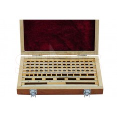 Empty Case for 81 PC Gage Block