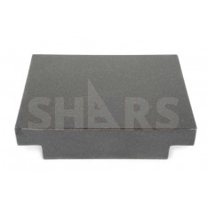 "Grade B 12"" x 18"" Black Granite Surface Plate With ANAB Accredited ISO17025 Certificate"