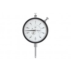 """Mitutoyo 1"""" Precision AGD Dial Indicator 3"""" Dial Lug Back .001"""""""