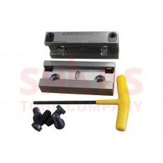 """Carvesmart 4"""" Tool Steel Master Jaw Set"""