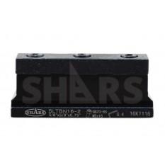 SLTBN-16-2 Tool Blocks for Self-Lock Cut-off Blades