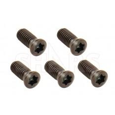 """5PCS 1/4"""" Insert Screw For Turning Tool Holder"""