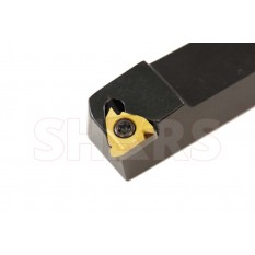 """5/8"""" x 5/8"""" RH Indexable Cutting Tool Universal External Threading ToolHolder"""