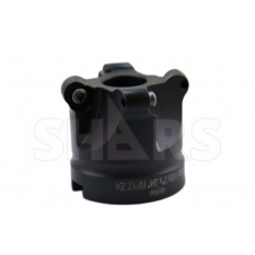 2 Round Indexable Face Mill RPMT Insert