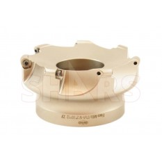 """5"""" Round Indexable Face Mill RPMT Insert"""