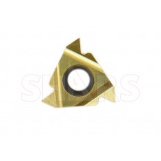 External V Partial Profile AG60 Carbide Threading Insert