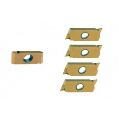 5pcs GIE Left Hand Grooving, Cut-off, Threading Inserts