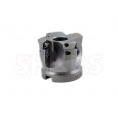"2"" High Feed Indexable Face Mill for SDMT Insert"