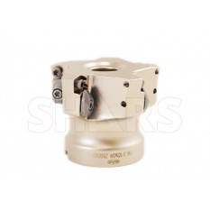"2-1/2"" High Feed Indexable Face Mill for SDMT Insert"