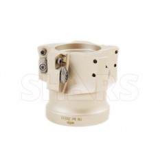 "3"" High Feed Indexable Face Mill for SDMT Insert"