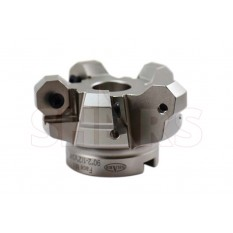 "2.5"" 45 degree Indexable Face Mill for ONHU 16 Cutting Edge Insert"