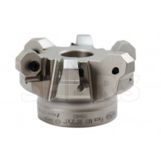"""3"""" 45 degree Indexable Face Mill for ONHU 16 Cutting Edge Insert"""