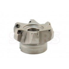 "2.5"" 75 degree Face Mill APKT Insert"