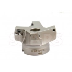 "2.5"" 75 degree Face Mill ADKT Insert"