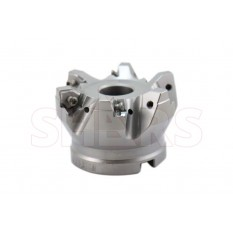 """3"""" 90 degree Indexable Face Mill WNHU Insert"""