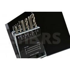 18pcs Coarse HSS Tap & Drill Set