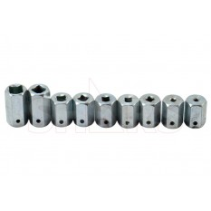 9 Pc. Replacement Adapter Set