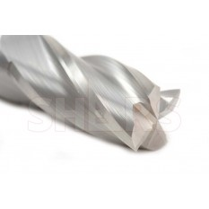 7/16 SE 4 Flute Solid Carbide End Mill