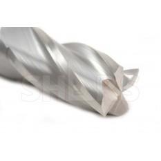 1 SE 4 Flute Solid Carbide End Mill