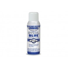 Dykem 80000 Blue Layout Fluid 16 Ounce Aerosol Can