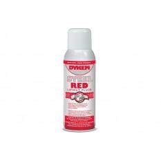 Dykem 80096 Red Layout Fluid 16 Ounce Aerosol Can