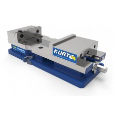 "Kurt DX6 CrossOver 6"" Vise with 9"" Opening"