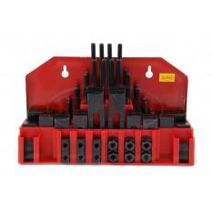 """1/2"""" 3/8""""-16 52pc Clamping Kit"""