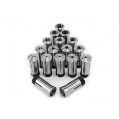 High Precision 5C Round Collet 35 Piece Set