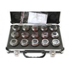 ER40 15 pcs Collet Set