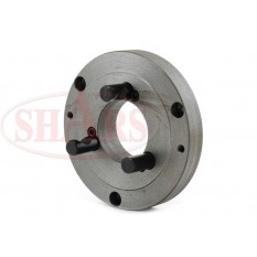 "6"" D1-3 Fully Machined Lathe Chuck Adapter Plate"
