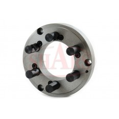 "6"" D1-5 Fully Machined Lathe Chuck Adapter Plate"
