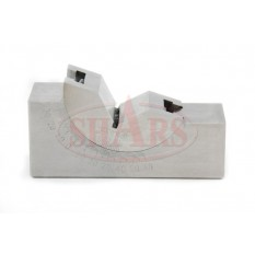 "3"" x 1-1/4"" x 1"" Precision 0-60 degree Angle Blocks"