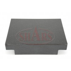 "Grade AA, 9"" x 12"" Black Granite Surface Plate"