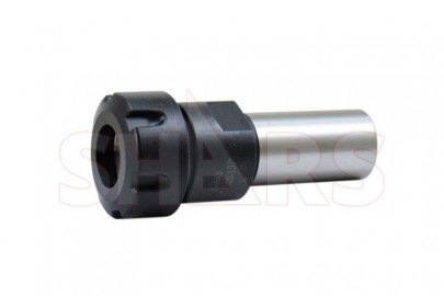 "iCarbide 25mm Shank ER16 2.75/"" Straight Collet Chuck Cylindrical Tool Holder USA"