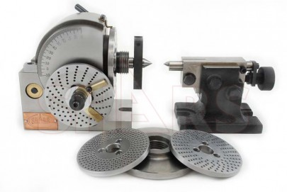 """5/"""" Precision milling machine dividing head universal indexing head BS-0"""