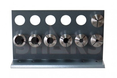 SHARS R8 12 PC Collet Rack 202-5141 S