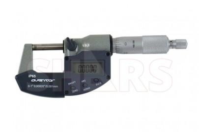 24-inch deep throat micrometer
