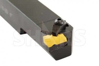 SHARS 3//4 Shank LH TNSL 12-2B Notch Threading and Grooving Tool Holder 404-0079 P