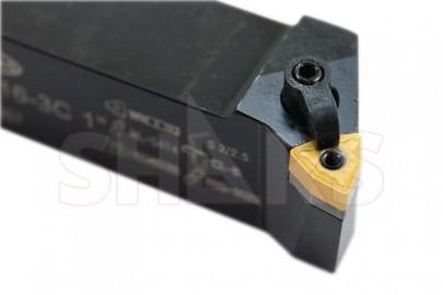 """SHARS 1/"""" RH MWLN Tri-Lock Tool Holder Right Hand NEW"""