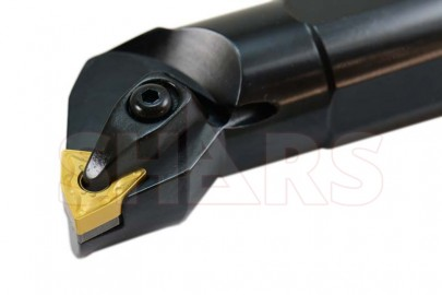 with Coolant-Thru Boring Bar /& Heavy-Duty Grooving /& Cut-off Holder